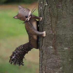 Écureuil en acier