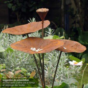 Mangeoire Fleur de Lotus petit modèle
