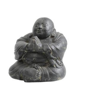 Statut moine assis obèse