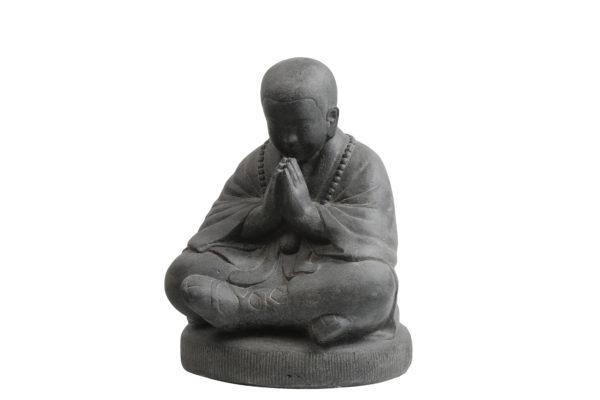 Statut moine assis light