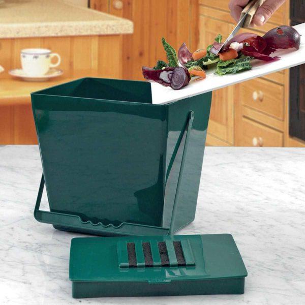 Bio seau - Poubelle à compost anti odeur