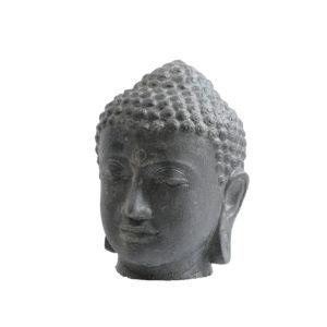 Statut tête de Bouddha