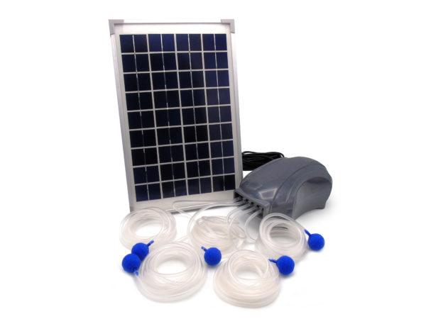 Pompe air solar 600