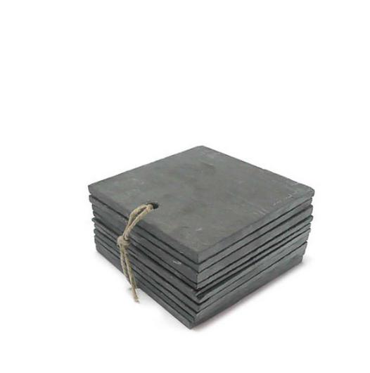 Etiquette ardoise 95x95mm