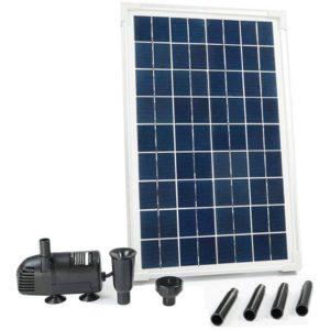 Pompe solarmax 600