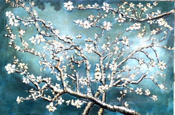 tableau arbre acier